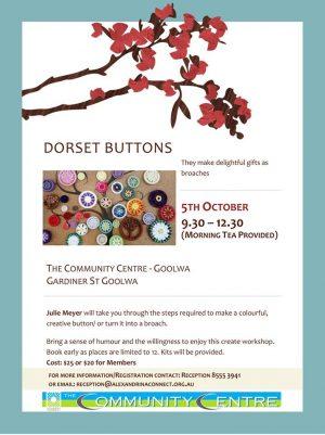 Dorset-Buttons