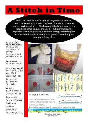 Goolwa-Community-Centre-sewing-classes